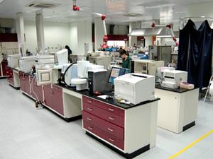 科研机构实验室家具案例