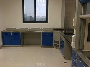 石油行业实验室家具案例