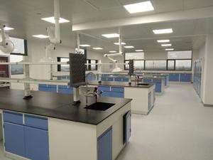 化工行业实验室家具案例