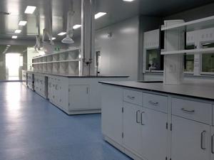 药品行业实验室家具案例